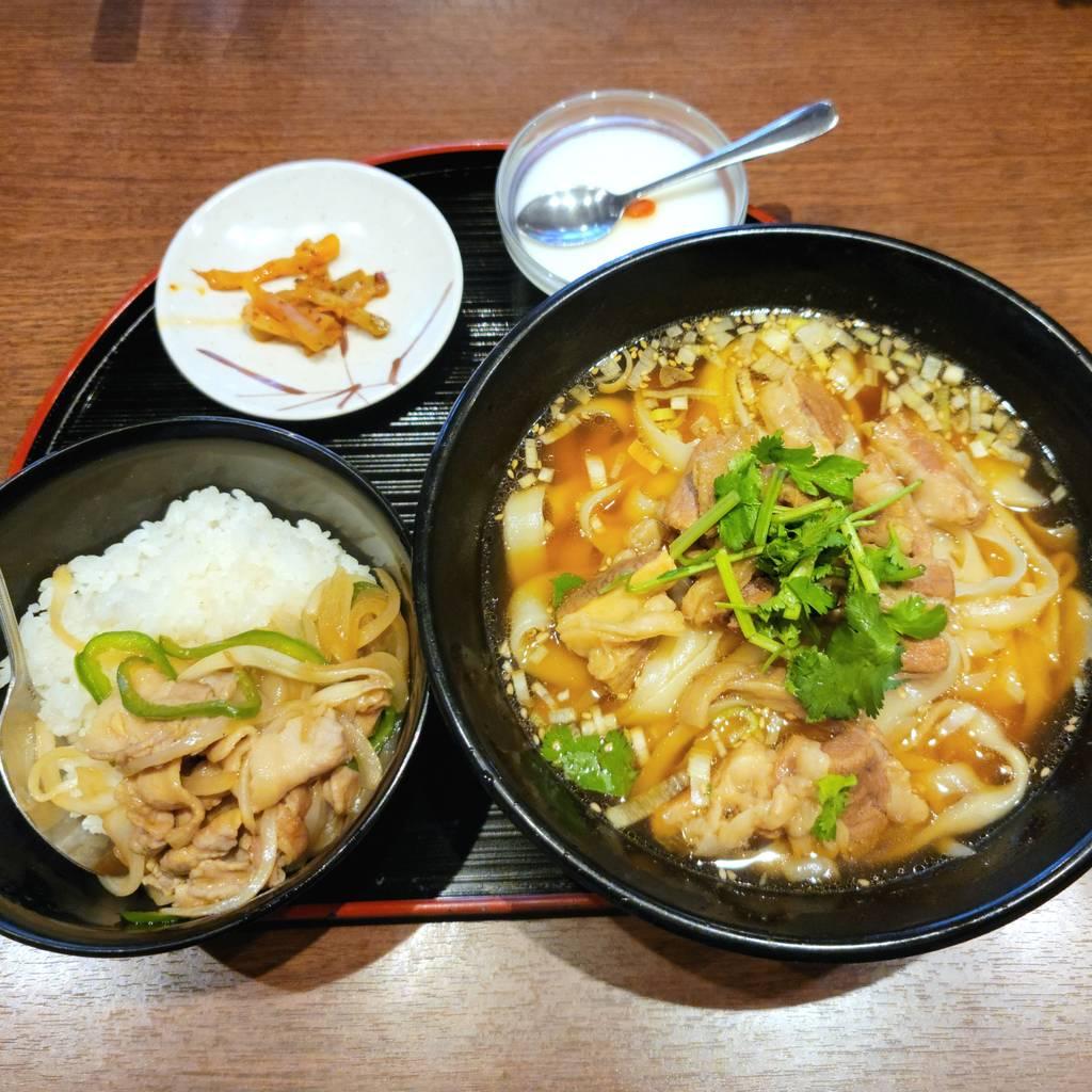 牛バラ肉刀削麺 麺セット