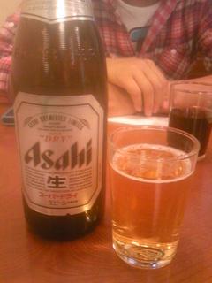 ビール(中びん) アサヒ