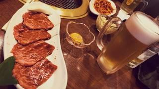 すき焼き風ロース肉