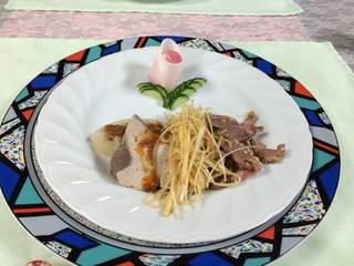 ある日の¥3500コース料理
