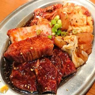 赤肉定食(ランチ)