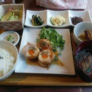 日替わり京野菜ランチ