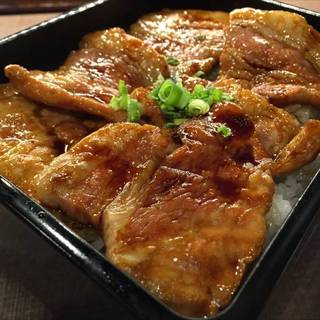 熟成ロース豚丼