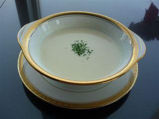 かぼちゃの冷スープ