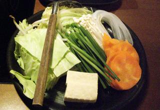 定番野菜盛り