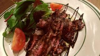 牛赤身肉ロースト