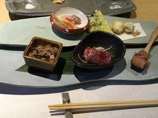古都コース 前菜