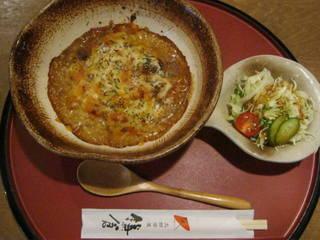 鎌倉特製焼きカレー