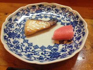 焼き魚 サワラ
