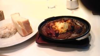 焼き牡蠣カレー