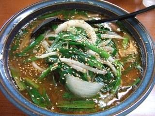 ニラレバ特性スープ