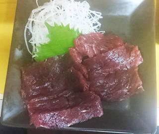 クジラ 赤肉(赤身)
