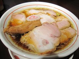 平打チャーシュー麺