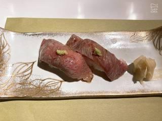 握り寿司2貫