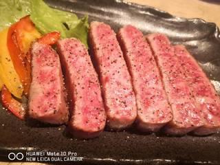 極上和牛ステーキ
