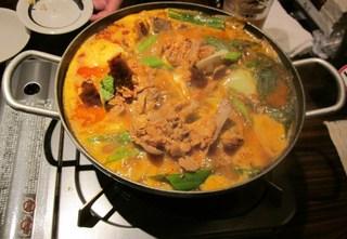 カムジャタン鍋