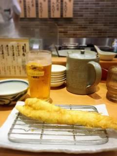 大穴子の天ぷら