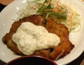 チキン南蛮定食