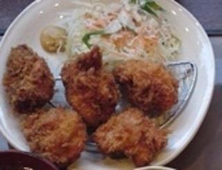 鶏カツ定食
