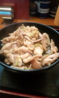 大盛り鶏スタミナ丼