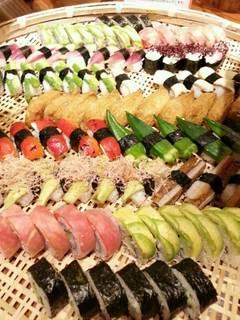 ひな野特製握り寿司