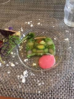 冬野菜のテリーヌ