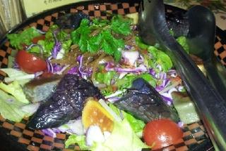 もちもち生麩のおばんざいサラダ