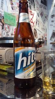 韓国ビール hite