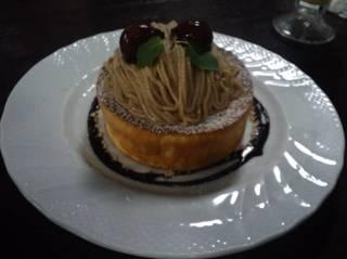 季節パンケーキ