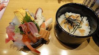 ミニ金沢丼
