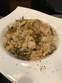 焦がしバター醤油混ぜご飯