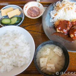 冨美栄食堂