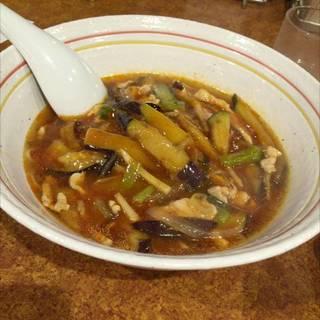 五香茄子湯麺