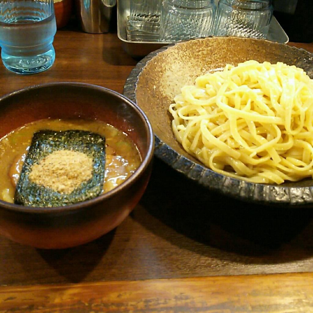 味噌つけ麺