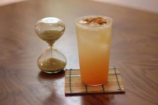 日本茶カクテル 白 haku