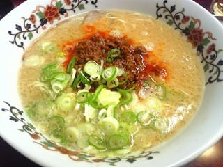 炎のタンタン麺