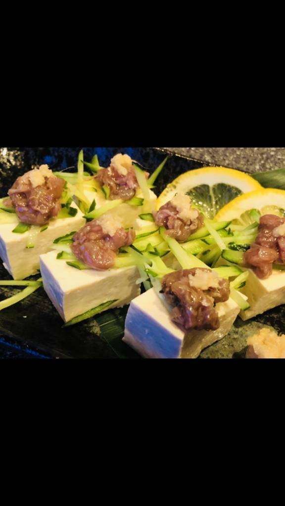 ワタガラス豆腐