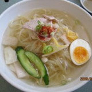 韓国冷麺 小