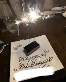 ベルギー産チョコレートムースケーキ