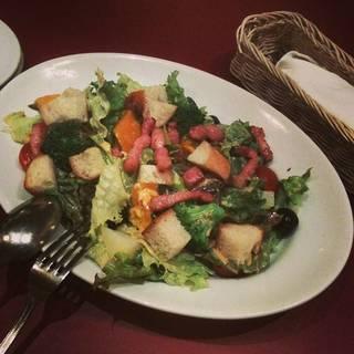 ゴロゴロ野菜のサラダ