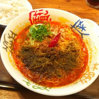青鬼担々麺