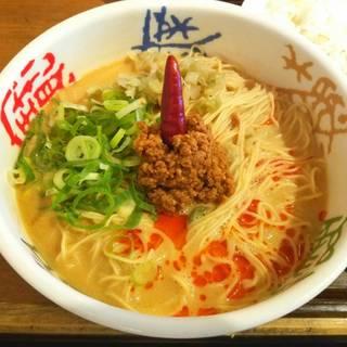 姫・担々麺