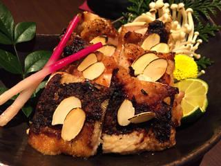かしわ鶏の西京焼き