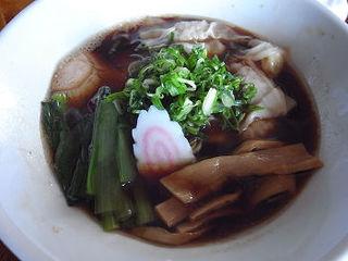 勝浦ワンタン麺