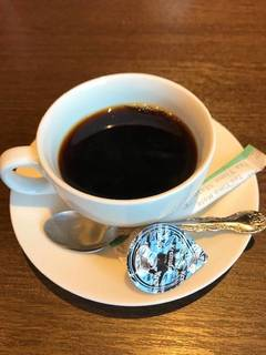 ホットコーヒー