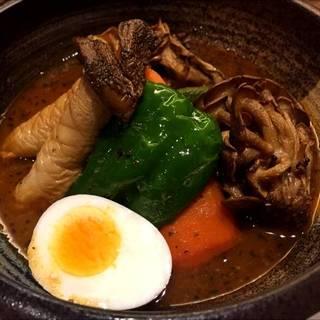 北海道愛別 舞茸スープカレー