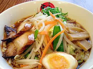 しょうゆ炒め野菜