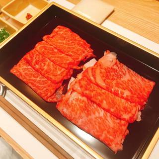 神戸牛 相盛りセット