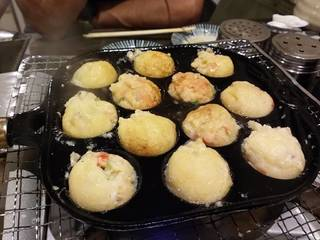 たこ焼き食べ放題コース