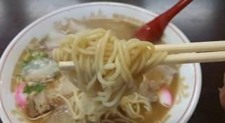 味噌チャーシュー麺